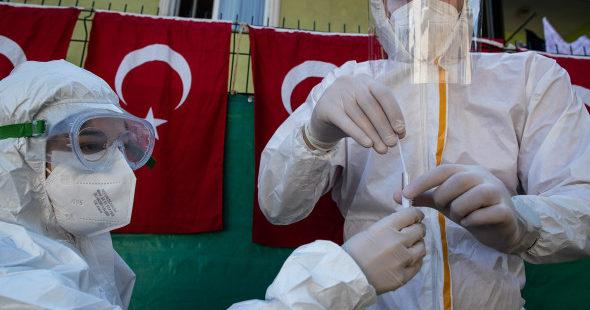 Сразу четверо заражённых COVID-19 прибыли в Ивановскую область из Турции