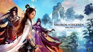 Что представляет собой игра Swords of Legends Online?