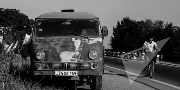"""""""Тюнинг"""" по-еревански, или Как армяне делали машины, которые никто не угонял"""