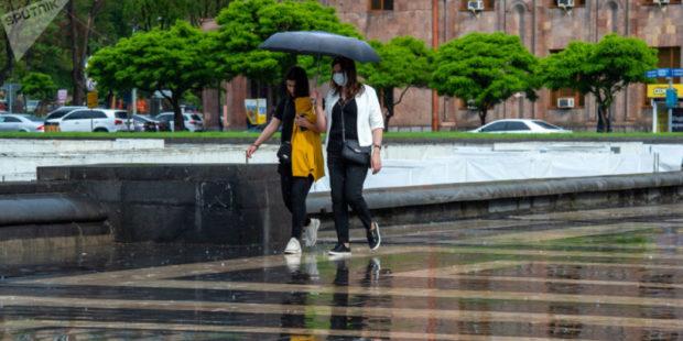 Точный прогноз погоды в Армении в ближайшие дни