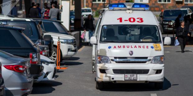 В Ереване ранили сына экс-главы Специальной следственной службы Армении