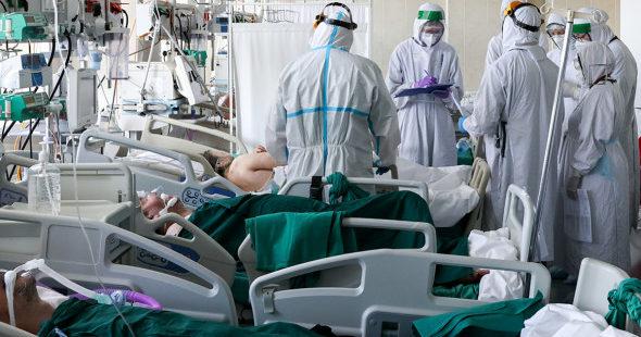 В Ивановской области COVID-19 ежедневно заболевают около 100 человек