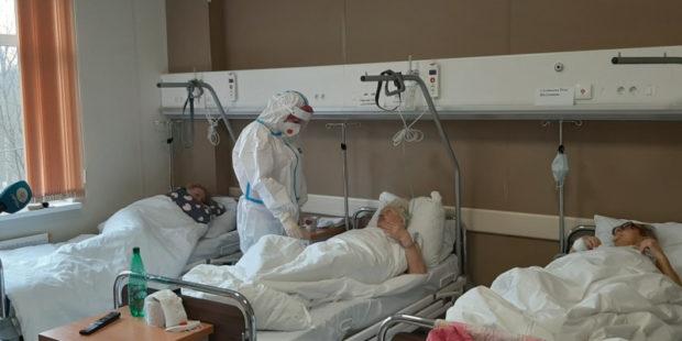 В Ивановской области неумолимо растёт суточное число заболевших и умерших от COVID-19