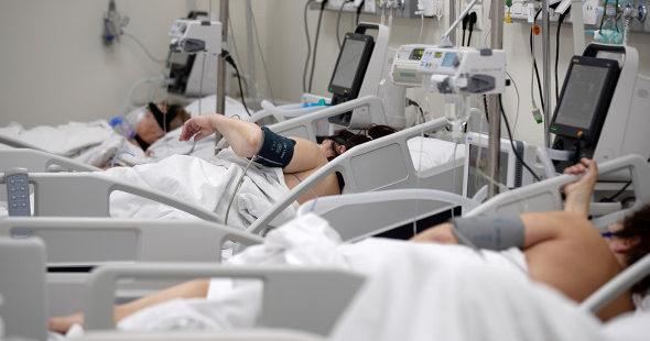 В Ивановской области резко выросло число пациентов на ИВЛ