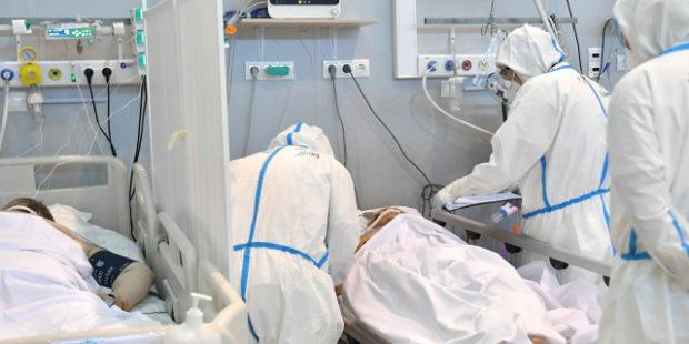 В Ивановской области вновь растёт суточное число заболевших COVID-19