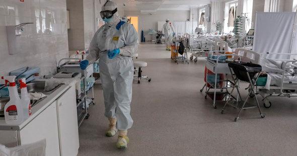 В Ивановской области зафиксировали 3 тяжёлых случая COVID-19 у детей