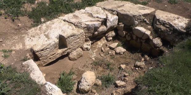 В Крыму ученые обнаружили погребения римской эпохи