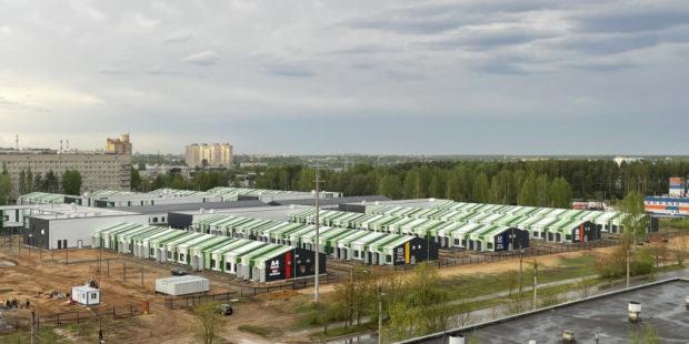 В правительстве Ивановской области рассказали о сроках открытия ковид-госпиталя