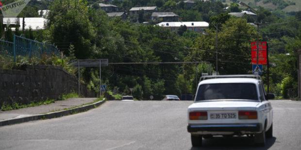 В Тавуше УАЗ упал в глубокое ущелье: есть погибший и раненый