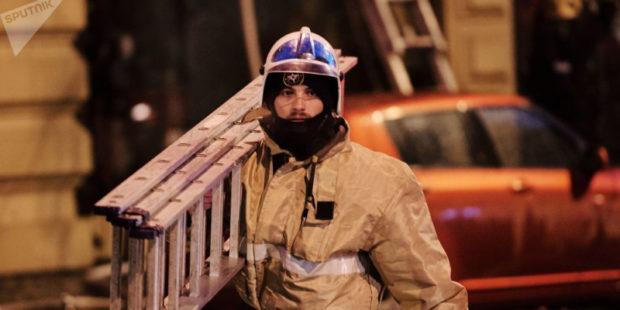 В Тольятти из-за лесного пожара ввели режим ЧС