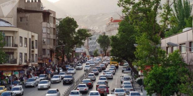 Власти Тегерана объявили о шестидневном локдауне в городе