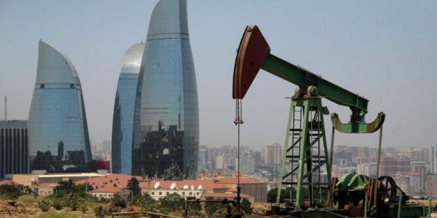 Взрыв произошел на добывающей платформе в азербайджанском секторе Каспия