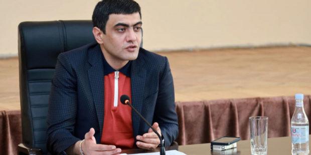 Задержан мэр Гориса Аруш Арушанян - адвокат