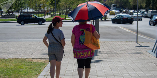 Жара и дожди - что обещают армянские синоптики на ближайшие дни