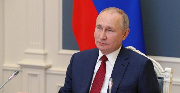 Зеленский заявил, что Путин слишком эмоционально относится к Украине