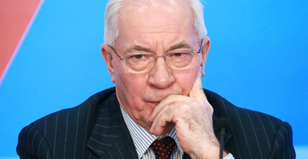 Азаров рассказал, почему Партия регионов потеряла политсилу и страну
