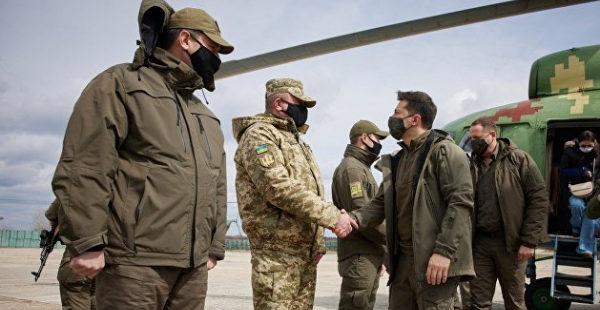 «Не из-за Афганистана». Эксперт о том, из-за чего Киев начнет атаку на Донбасс