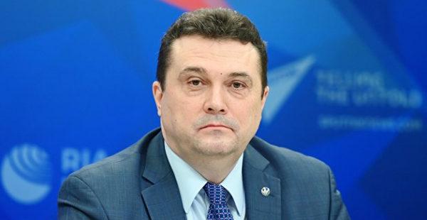 Глава Союза журналистов России оценил положение российских СМИ на Украине