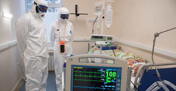 На Украине резко подскочила заболеваемость COVID-19