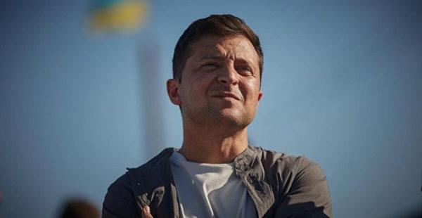 Зеленский ответил о планах баллотироваться на второй срок