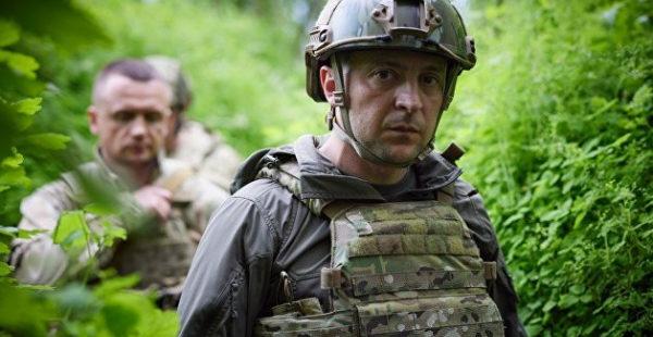 Зеленский может попытаться убрать русскоязычных из Донбасса при помощи армии - Мартьянова