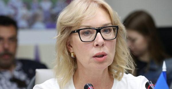 Денисова заявила, что догадывается, кто поджег ее офис