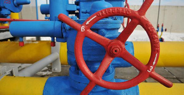 Объемы газа в подземных хранилищах Украины достигли 18 млрд кубометров