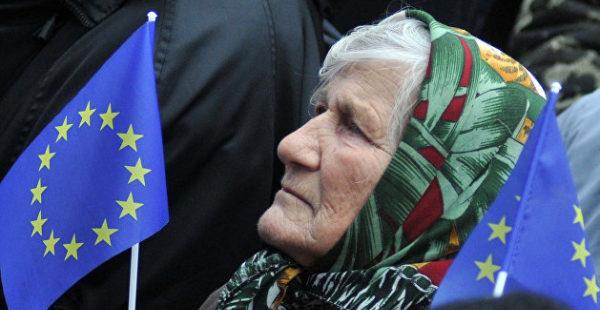 Вице-премьер Сефанишина обвинила ЕС в неготовности к интеграции с Украиной