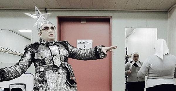 Данилко признался, кто заставил его участвовать в «Евровидении»
