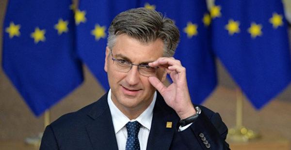 Возобновление войны в Донбассе: Украина пригласила хорватского премьера для консультаций