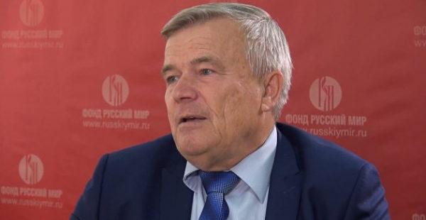 Скончался Александр Кондряков