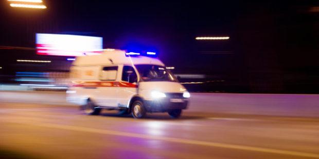 В Москве автобус попал в крупное ДТП с пострадавшими