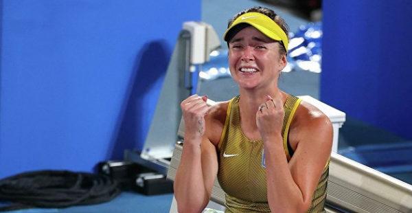 Свитолина принесла Украине первую медаль в теннисе на Олимпиаде