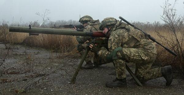 Украинские силовики обстреляли поселок вблизи Донецка - ДНР