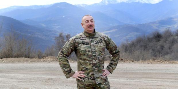 """Алиев пригрозил Армении и пообещал """"вернуть в Зангезур"""" своих граждан"""