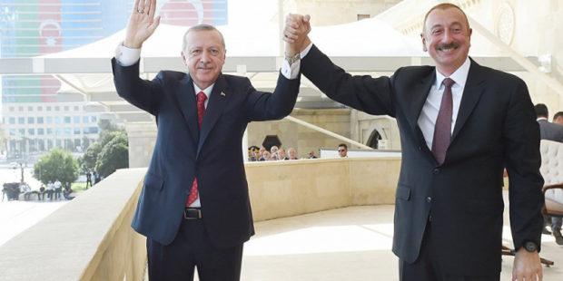Алиев признал, что без помощи Турции у него в Карабахе были бы огромные проблемы