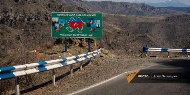 Альтернативная трассе Капан-Горис дорога будет сдана в эксплуатацию осенью