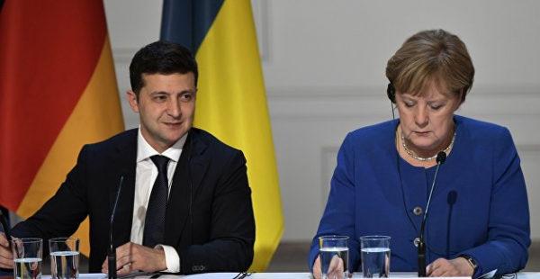 Меркель рассказала, как Германия намерена поступить с транзитом газа через Украину