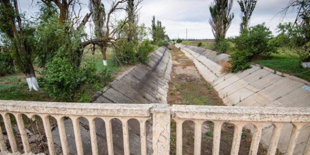 СК из-за водной блокады Крыма возбудил уголовное дело об экоциде