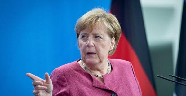 «Пусть уж лучше так». Меркель заявила, что хочет провести саммит Нормандского формата
