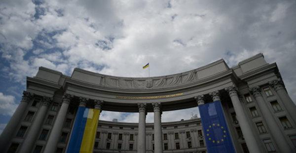 Временного поверенного Белоруссии на Украине вызвали в МИД из-за слов Лукашенко о Крыме