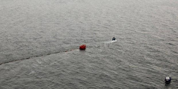 Росприроднадзор оценит ущерб от разлива нефти в Черном море