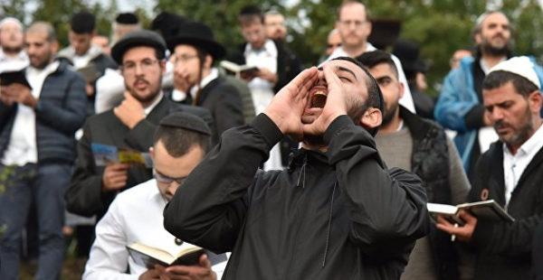 Более 5 тыс хасидов уже прибыли в Умань на празднование еврейского нового года