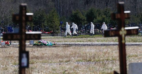 Четвёртый день подряд в Ивановской области от COVID-19 умирают 3 человека