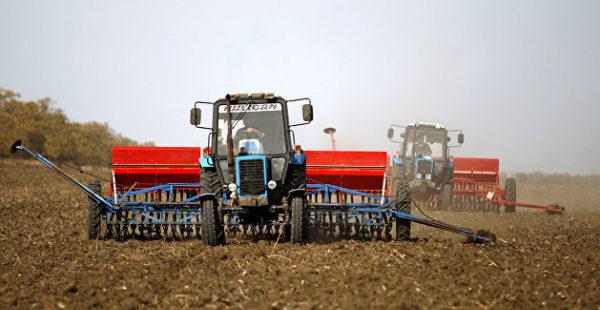 В Киевской области тракторист вспахал исторический курган