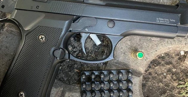 Житель Львова устроил стрельбу в кафе в центре города