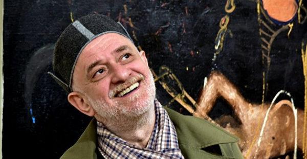 Умер скандальный украинский художник Александр Ройтбурд