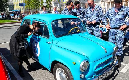 Севастополь: А теперь «Горбатый»! - Статьи - Авто - Свободная Пресса