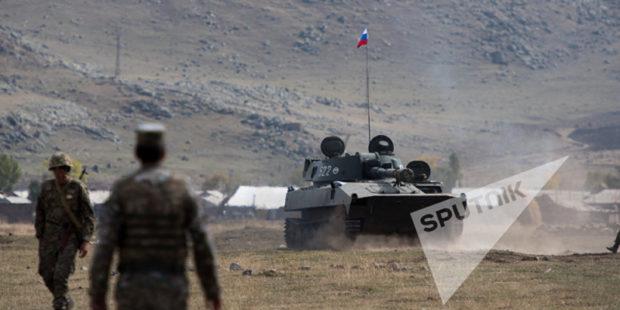 Если Россия уйдет, Армения станет сначала Сирией, потом - вилайетом Турции: Матевосян