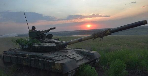 СБУ проведет масштабные учения на подконтрольных Киеву территориях Донбасса